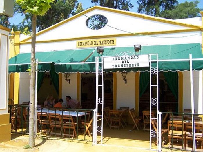 Caseta de Feria